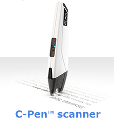 bluetooth C-pen